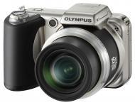 Цифровой фотоаппарат Olympus SP-600 Ultra Zoom Titanium Silver