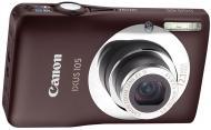 �������� ����������� Canon DIGITAL IXUS 105 IS Brown (4222B001)