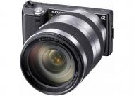 Цифровой фотоаппарат Sony NEX-5 + объектив 18-200mm KIT Black (NEX5HB.CEE2)
