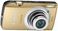 Цифровой фотоаппарат Canon DIGITAL IXUS 210 IS Gold (4199B001)