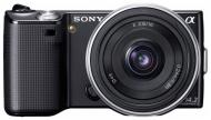 Цифровой фотоаппарат Sony NEX-5 + объектив 18-55mm KIT Black (NEX5KB.CEE2)