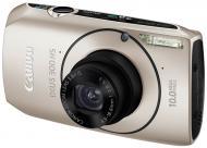 Цифровой фотоаппарат Canon DIGITAL IXUS 300HS Silver (4438B001)