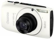 Цифровой фотоаппарат Canon DIGITAL IXUS 300HS White (4253B001)