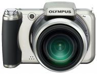 Цифровой фотоаппарат Olympus SP-800UZ Titanium Silver