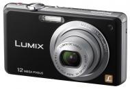 Цифровой фотоаппарат Panasonic LUMIX DMC-FS10 Black (DMC-FS10EE-K)