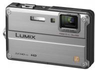 Цифровой фотоаппарат Panasonic LUMIX DMC-FT2 Silver (DMC-FT2EE-S)