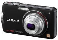 Цифровой фотоаппарат Panasonic LUMIX DMC-FX700 Black (DMC-FX700EEK)