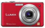 Цифровой фотоаппарат Panasonic LUMIX DMC-FS62 Red