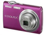 Цифровой фотоаппарат Nikon COOLPIX S220 Purple