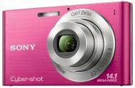 Цифровой фотоаппарат Sony Cyber-shot DSC-W320 Pink (DSC-W320P)