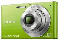 �������� ����������� Sony Cyber-shot DSC-W320 Green (DSC-W320G)