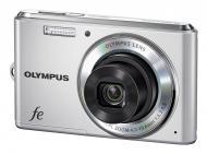 Цифровой фотоаппарат Olympus FE-4050 Silver
