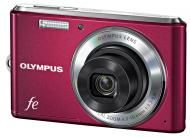 Цифровой фотоаппарат Olympus FE-4050 Red