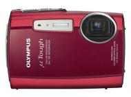 Цифровой фотоаппарат Olympus Mju TOUCH-3050 Silver