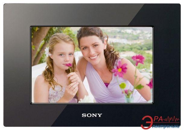 Цифровая фоторамка Sony DPF-D710 Black (DPFD710B.CEU)