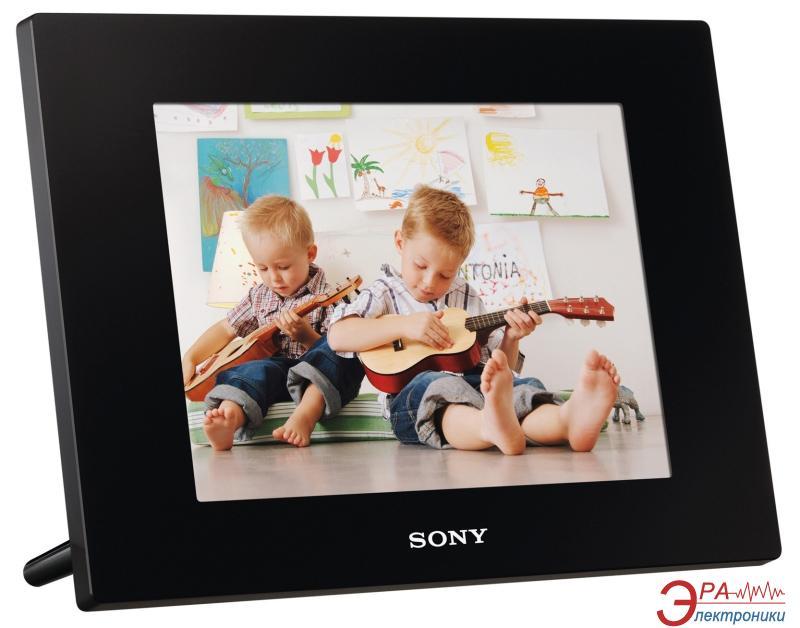 Цифровая фоторамка Sony DPF-D820 Black