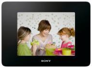 Цифровая фоторамка Sony DPF-D830L Black (DPFD830LB.CEU)