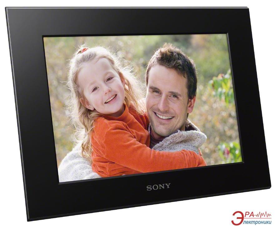 Цифровая фоторамка Sony DPF-C800 Black (DPFC800B.CEU)