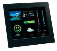 Цифровая фоторамка Intenso WeatherStar Black