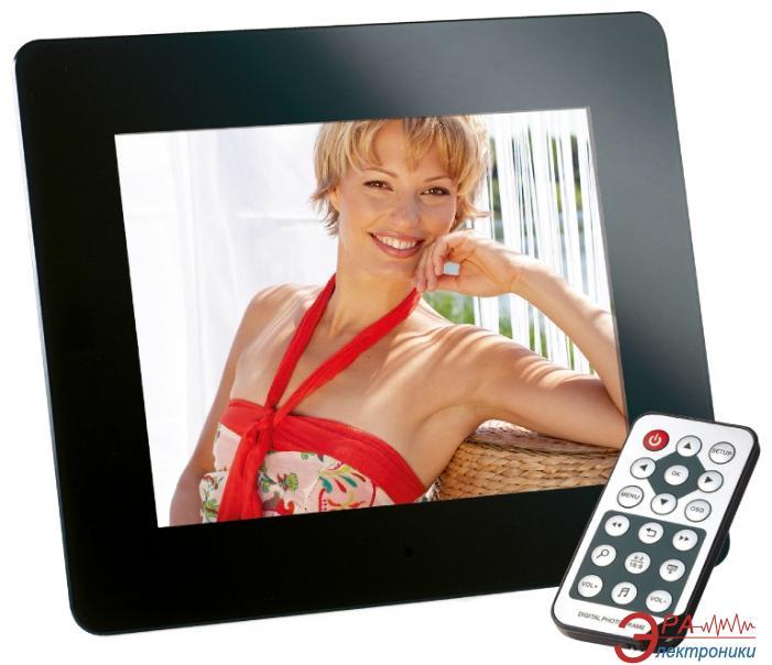 Цифровая фоторамка Intenso MediaDirector 8 Black