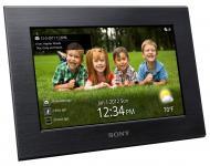 Цифровая фоторамка Sony DPF-W700 Black (DPFW700B.CEU)
