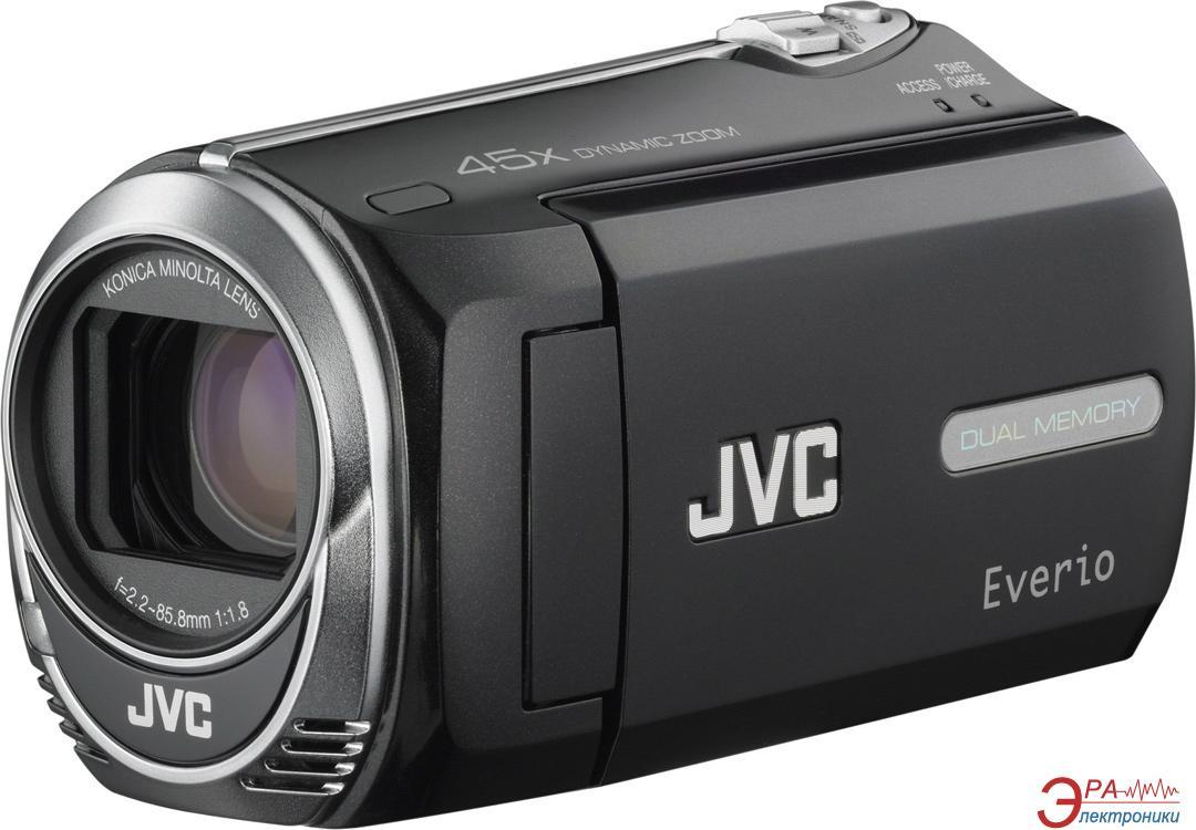 Цифровая видеокамера JVC GZ-MS215 Black