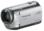 Цифровая видеокамера Panasonic HDC-SD80 Silver (HDC-SD80EE-S)