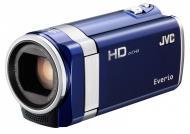 Цифровая видеокамера JVC GZ-HM445 Blue