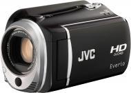 Цифровая видеокамера JVC GZ-HD520 Black