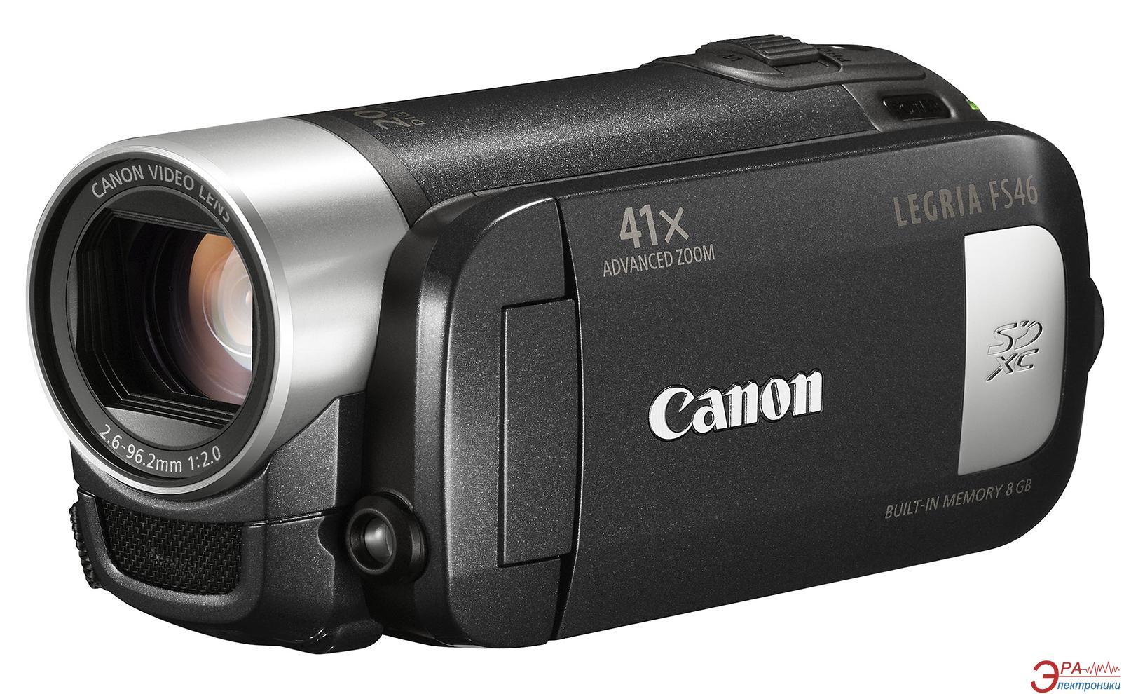 Цифровая видеокамера Canon Legria FS46 (5025B011)
