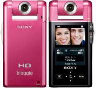 Цифровая видеокамера Sony Bloggie MHS-PM5K Pink