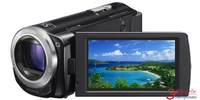 Цифровая видеокамера Sony HDR-CX250E Black (HDRCX250EB.CEL)