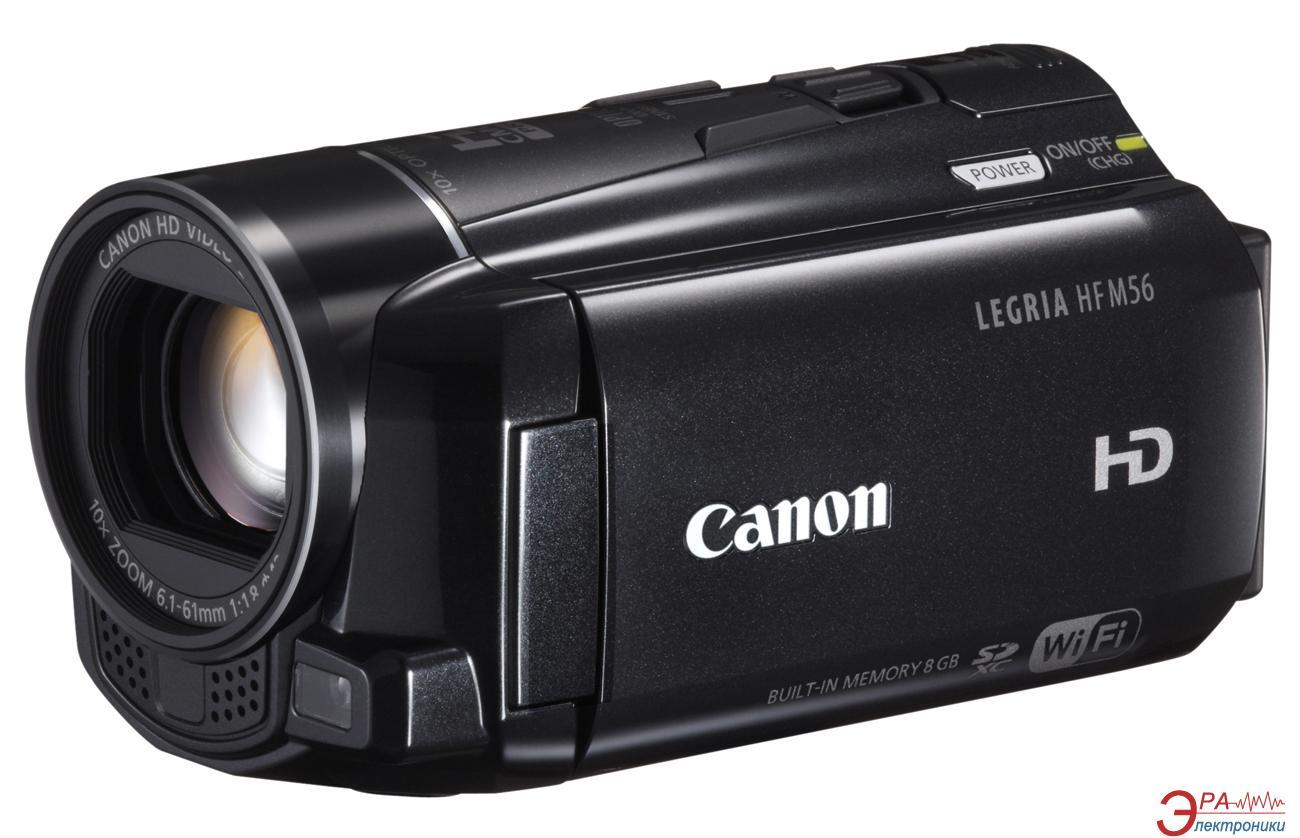 Цифровая видеокамера Canon LEGRIA HF M56 (6094B012)