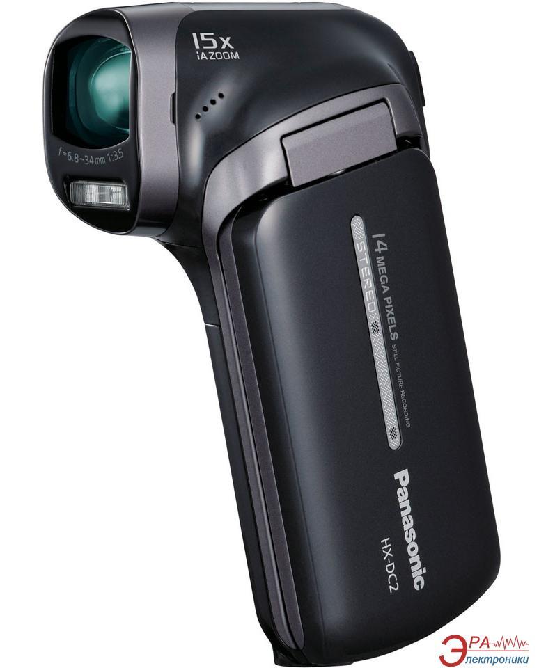 Цифровая видеокамера Panasonic HDV Flash HX-DC2 Grey (HX-DC2EE-H)