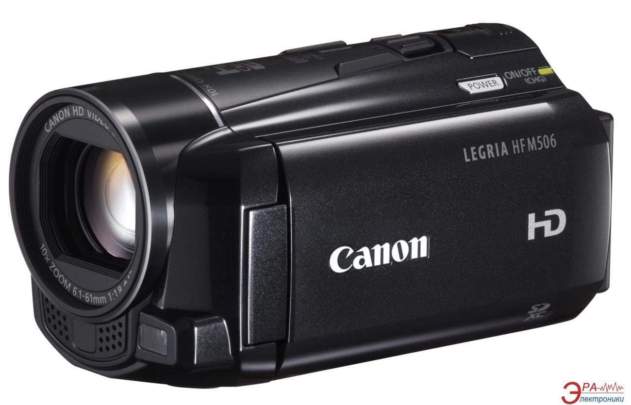 Цифровая видеокамера Canon Legria HF M506 (6096B012)