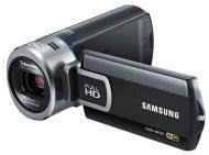 Цифровая видеокамера Samsung HMX-QF20BP Black