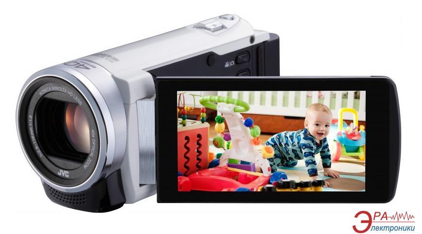 Цифровая видеокамера JVC GZ-EX215WEU
