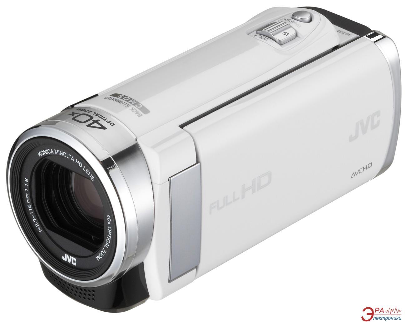 Цифровая видеокамера JVC GZ-E205WEU