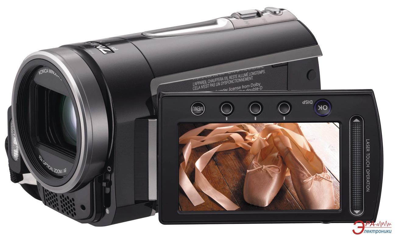 Цифровая видеокамера JVC GZ-MG730ER