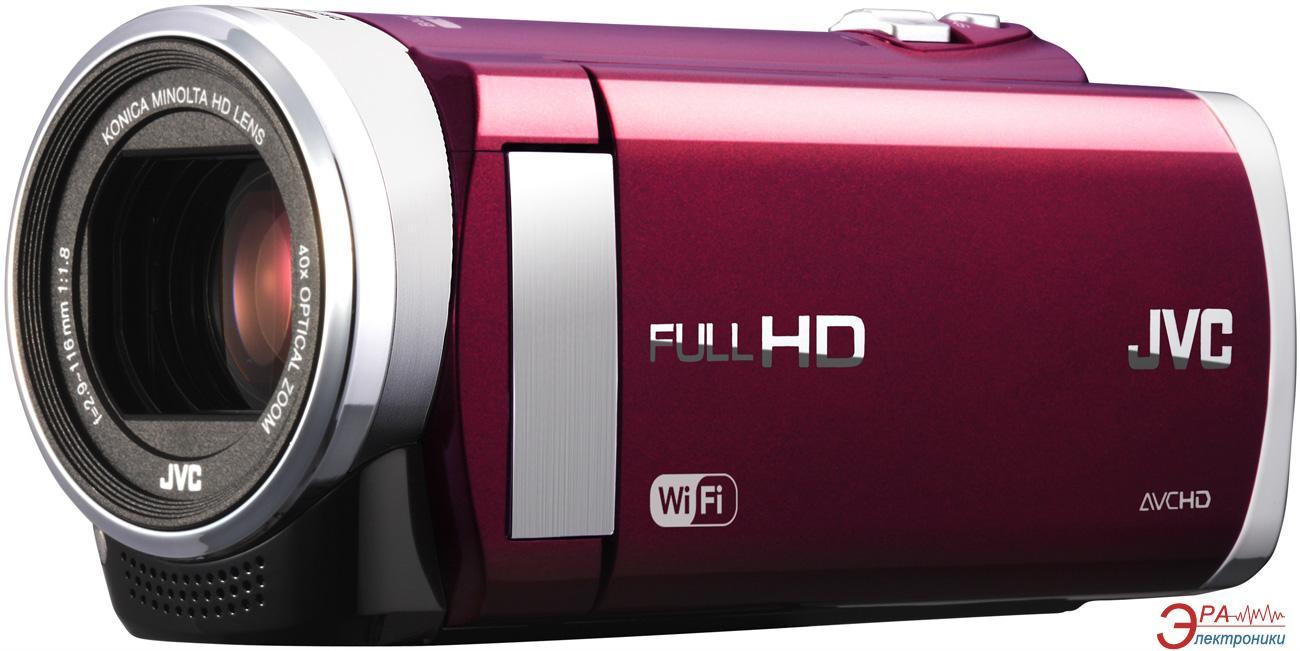 Цифровая видеокамера JVC GZ-EX215REU