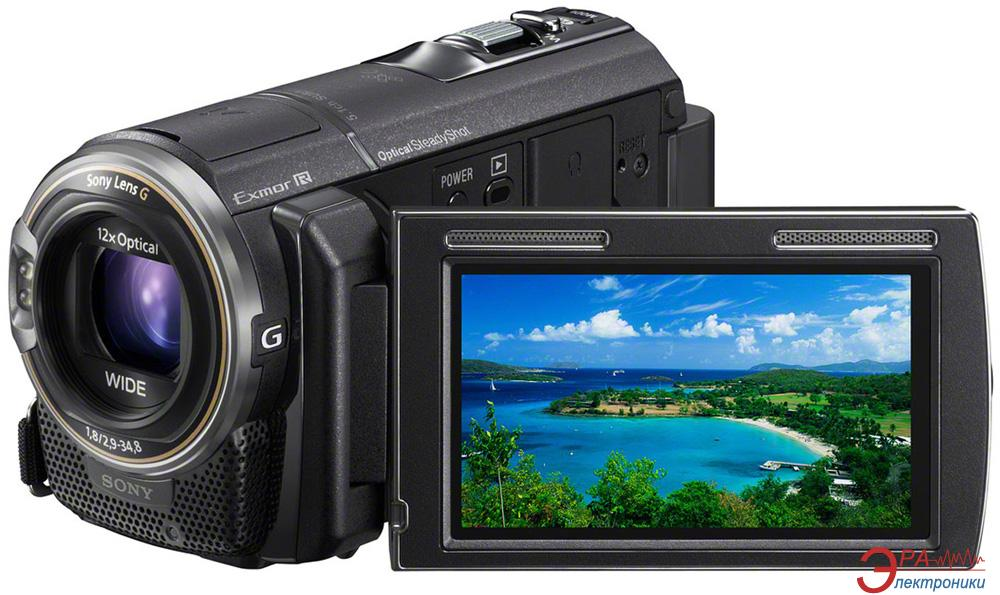 Цифровая видеокамера Sony HDR-PJ580 Black (HDRPJ580E.CEL)