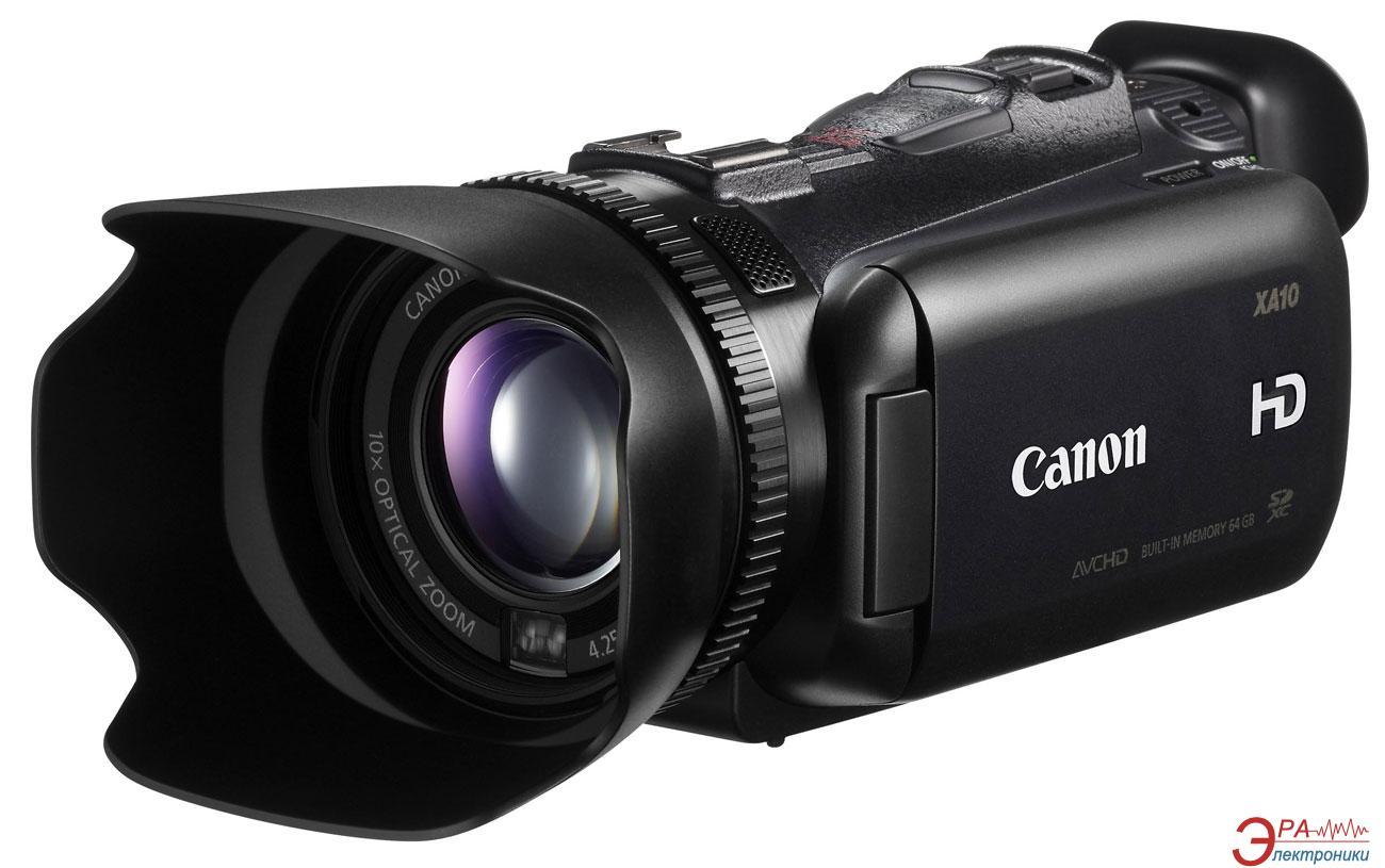 Цифровая видеокамера Canon XA10 (4922B012AA)
