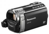 Цифровая видеокамера Panasonic SDR-S50 Black (SDR-S50EE-K)