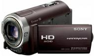 �������� ����������� Sony HDR-CX350 Brown (HDR-CX350ET)
