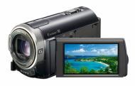 Цифровая видеокамера Sony HDR-CX550 Black (HDR-CX550E)