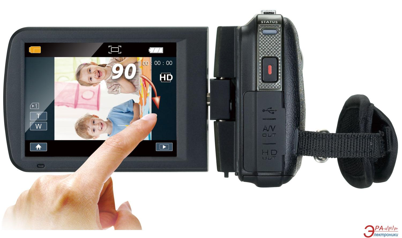 Новинки видеокамер 4