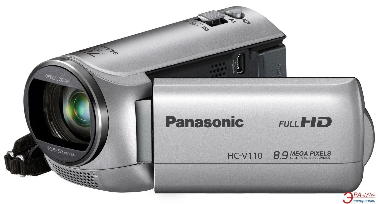 Камера панасоник hc v110 1