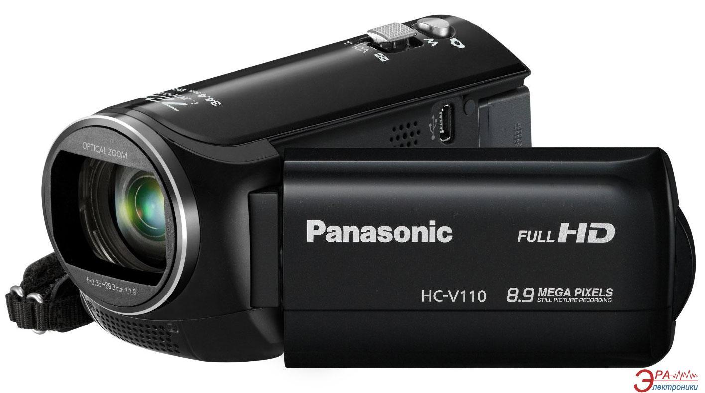 Камера панасоник hc v110 6
