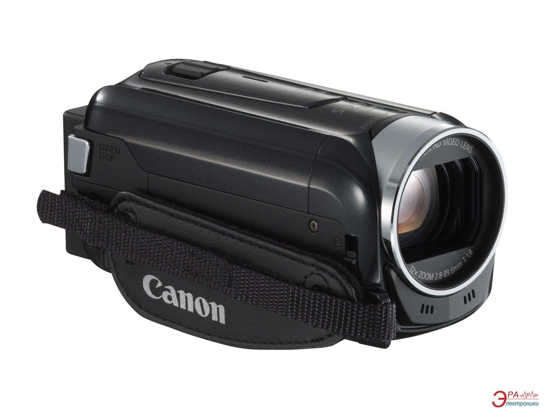 Цифровая видеокамера Canon LEGRIA HF R48 Black (8152B024) + cумка + карта памяти SD 4GB