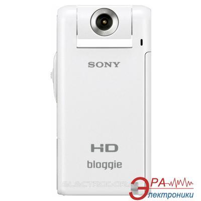 Цифровая видеокамера Sony Bloggie MHS-PM5KW White (MHSPM5KW.CE7)